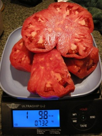 1 pound, 9 ounces, not including plate.