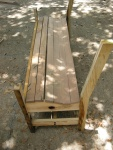 Java Plum boards have red/mahogany tint.
