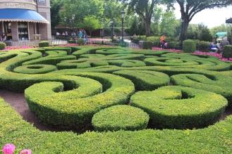 Par tiere garden.