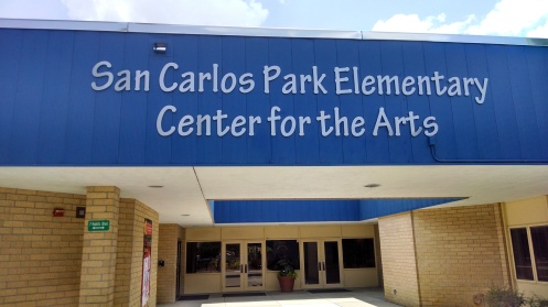 More than just an elementary school, they emphasize the arts.